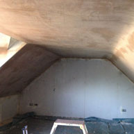 Plastering work completed in Chester